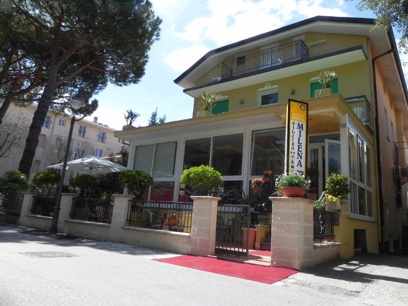 Fotografie hotel hotel residence 2 stelle bellaria - Residence il giardino bellaria ...